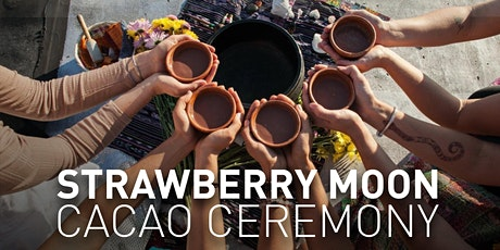 The Conscious Clubhouse Presents: Strawberry Moon Cacao Ceremony tickets