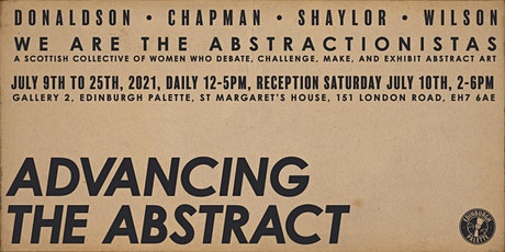 The Abstractionistas: Advancing the Abstract Exhibition tickets