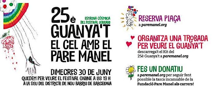 Imagen de 25è GUANYA'T EL CEL AMB EL PARE MANEL