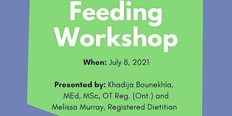 Feeding Workshop with Hello Speech tickets