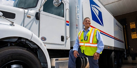 CDL DRIVER HIRING EVENT - USPS Tractor Trailer Drivers(hourly sessions 9-2) tickets