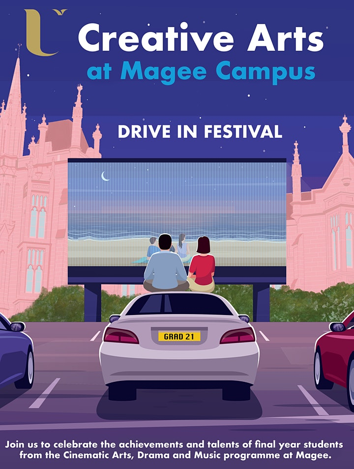 UU Creative Arts Drive-In Festival at Magee 2021 (SOLD OUT) image