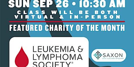 Pints and Poses - September, Leukemia & Lymphoma Society tickets