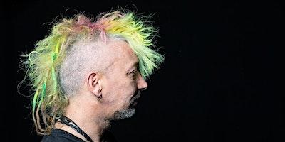 De Janeiro - ein Punk ertrinkt im Weißensee - Ope