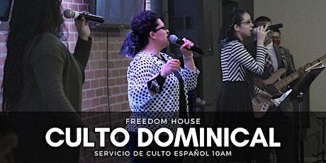 Culto Dominical Español (6/13/21) tickets