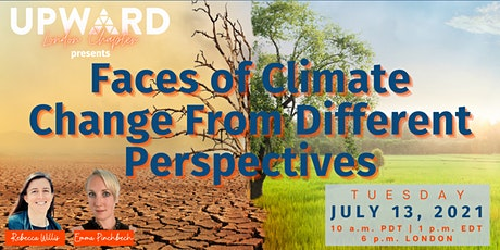 Faces of Climate Change From Different Perspectives Tickets