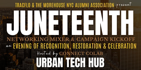 Juneteenth Networking Mixer and Campaign Kickoff tickets