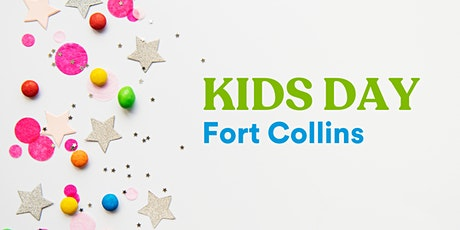 Kids Day Celebration – All Fort Collins Branches tickets