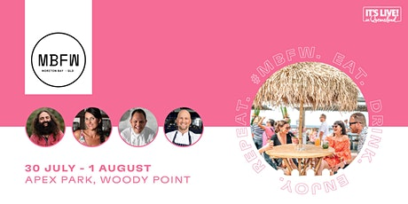 Moreton Bay Food + Wine Festival - General Admission Tickets tickets