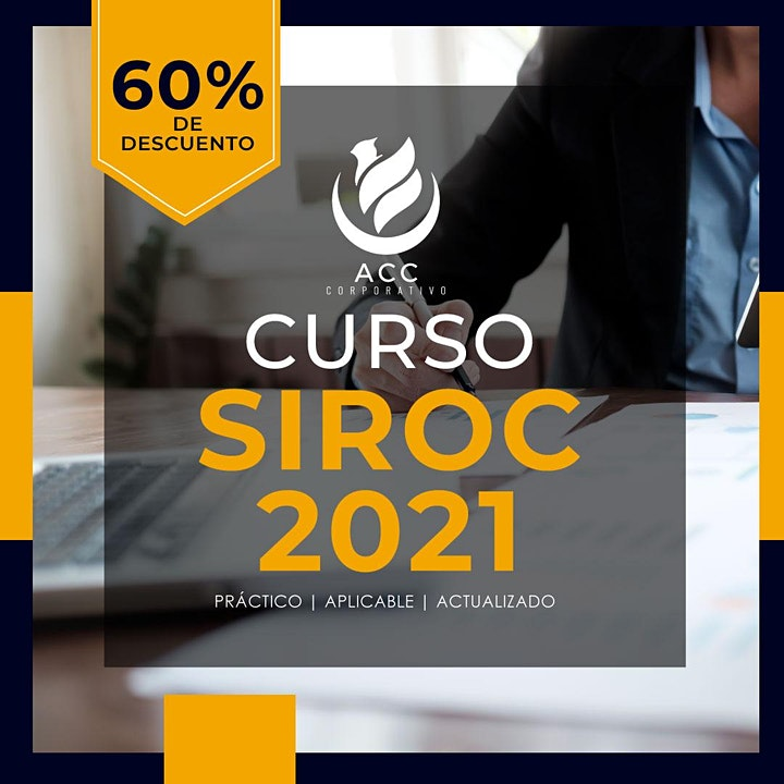 Imagen de Curso SIROC 2021