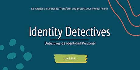 De Orugas a Mariposas: Personal Identity Activity  (Escape Room) tickets