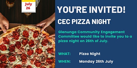 GIHS Community Pizza Night tickets