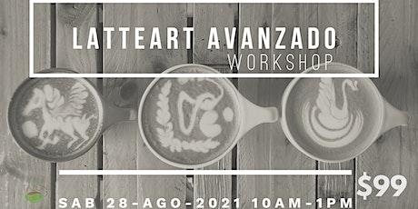 """LatteArt Avanzado """"Workshop"""" tickets"""
