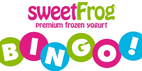 Picture Bingo at sweetFrog Laurel tickets