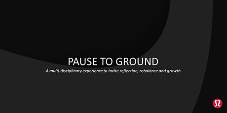 Pause to Ground tickets
