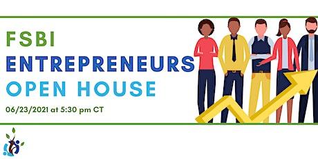 Entrepreneurs Open House: How We Mentor Businesses Toward Success tickets