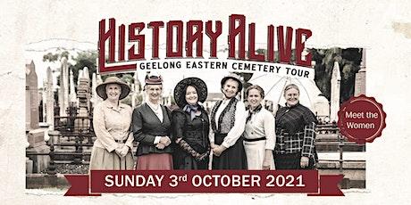 Themed Cemetery Tour - Meet the Women tickets
