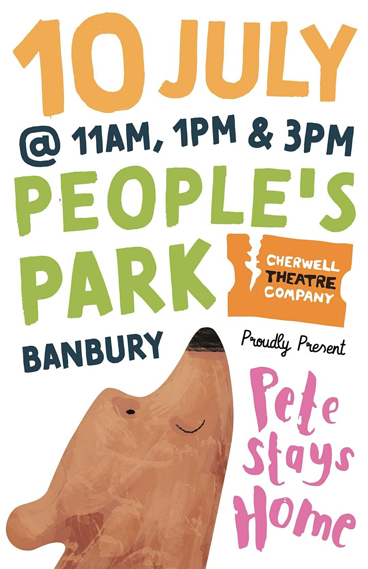 Pete Stays Homes @ People's Park! image