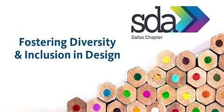 Fostering Diversity & Inclusion in Design tickets