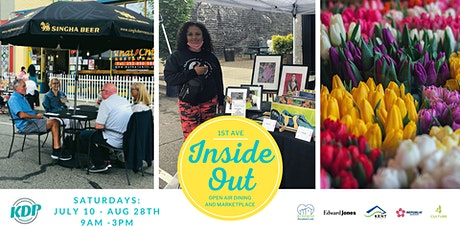 Inside OUT Open Air Marketplace tickets