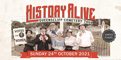 Themed Cemetery Tour - Queenscliff Cemetery tickets