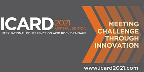 International Conference on Acid Rock Drainage (ICARD) tickets