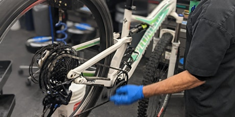 Basic Bicycle Repair & Maintenance Clinic tickets