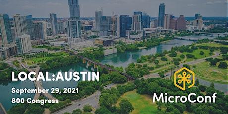 MicroConf Local: Austin tickets