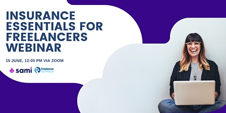 Freelance Australia - Insurance Essentials For Freelancers Webinar tickets