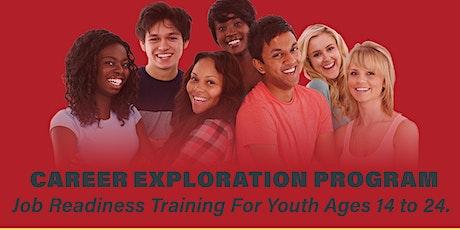 Youth Career Exploration Program tickets