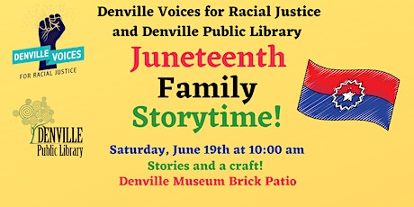 Juneteenth Family Storytime (All ages) tickets
