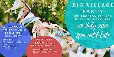 Big Village Party tickets