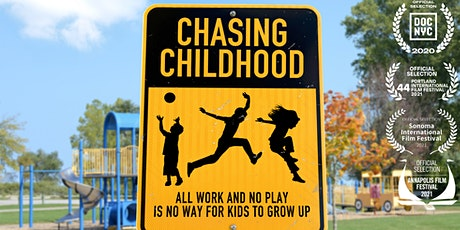 """Chasing Childhood"" presented by Menlo Atherton Nursery School tickets"