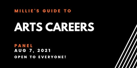 PANEL | Millie's Guide to Arts Careers tickets