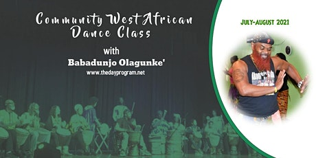 757 Community  African Dance Series tickets