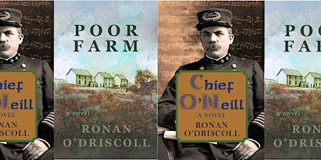Ronan O'Driscoll Book Launch tickets