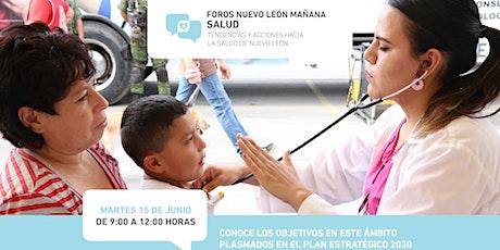 Foros Nuevo León Mañana: Salud entradas