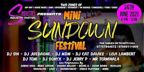 Mini Sundown Festival tickets