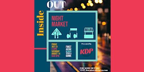 Friday Night Market tickets