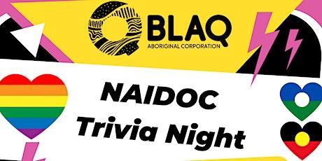 BlaQ Trivia Night tickets