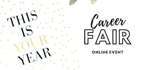 Online Real Estate Career Fair tickets