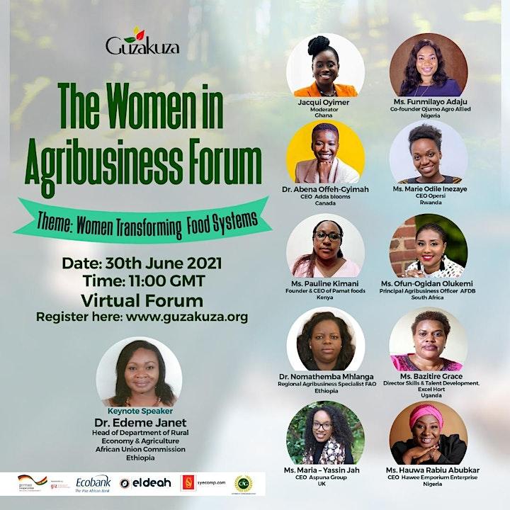 WOMEN IN AGRIBUSINESS FORUM 2021 image