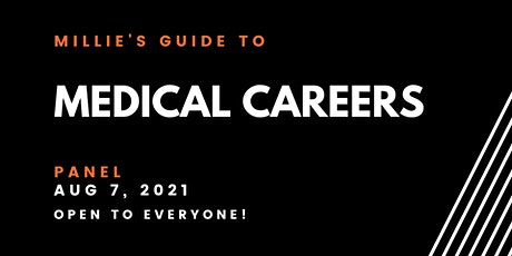 PANEL | Millie's Guide to Medical Careers tickets