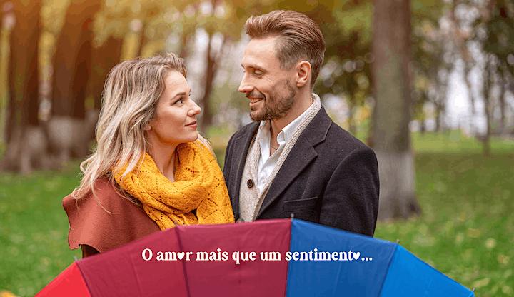 Imagem do evento Encontro de  Casais - Casamento, um eterno namoro