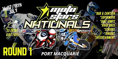 2021 MotoStars NATIONALS: Round 1- Port Macquarie tickets