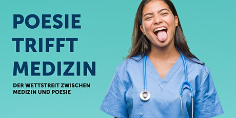 VISITE - Poesie trifft Medizin | Poetry Slam Tickets