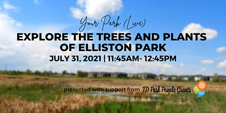 Your Park (Live!) Beyond the Birds at International Ave - Nature Walk tickets
