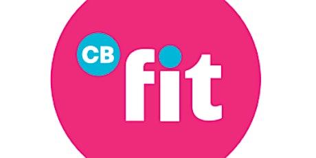 CBfit Max Parker 5pm Suspension Training Class  - Monday 9 August  2021 tickets