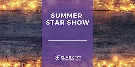 Summer Star Show tickets