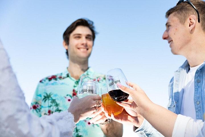 Moreton Bay Food + Wine Festival - VIP Oasis Lounge Tickets image